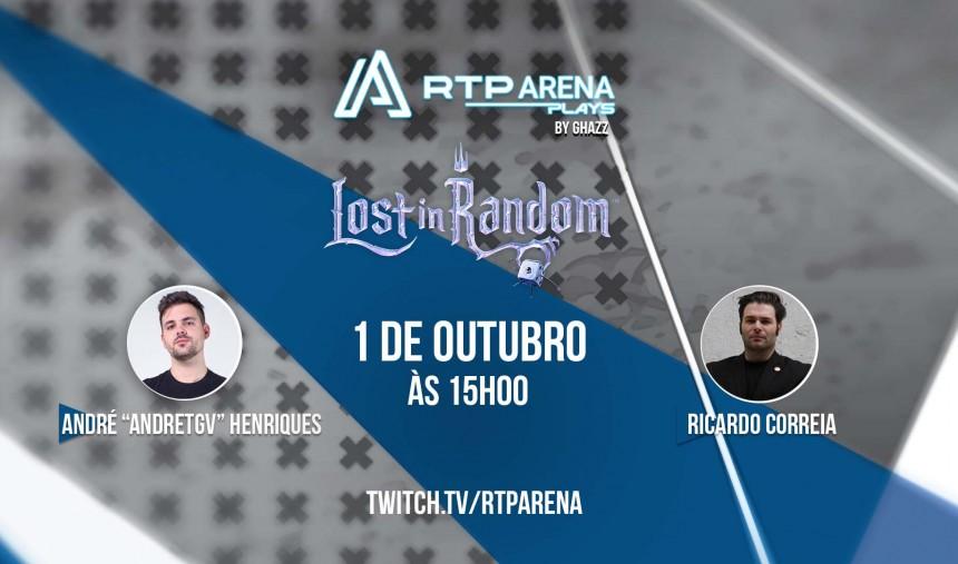 RTP Arena Plays Lost in Random