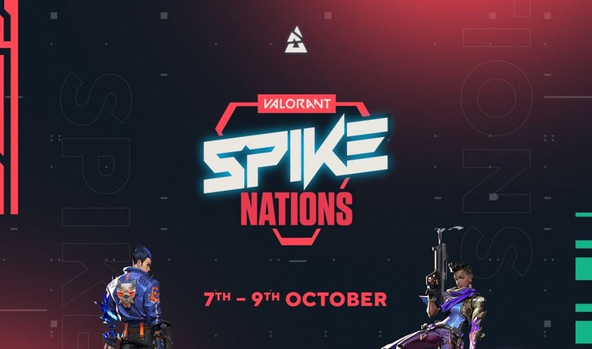 BLAST VALORANT Spike of Nations