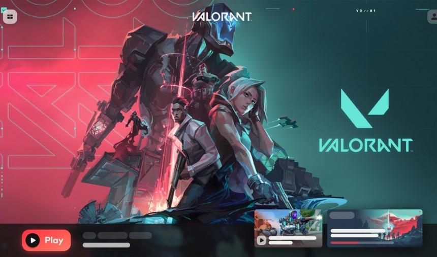 Riot Games Client