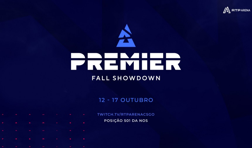 BLAST Premier Fall Showdown