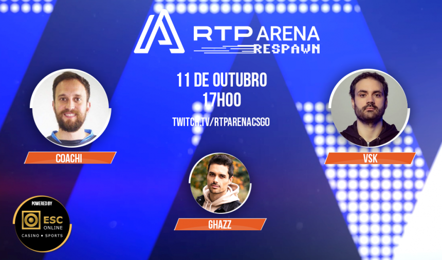 RTP Arena Respawn